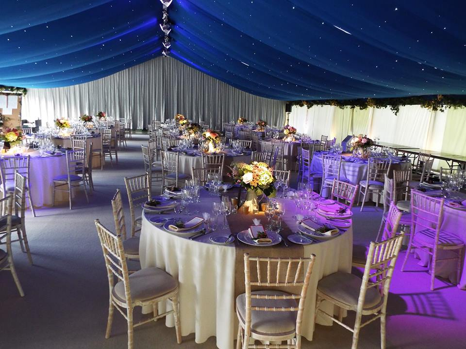 DMC Stylish Marquee Weddings